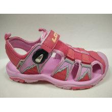 Niños Sandalias de Verano Chicas Rosas Zapatos Casual