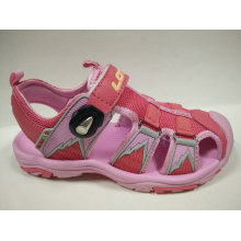 Children Summer Sandals Girls Pink Casual Shoes