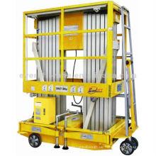 4-22m Aluminium Luftarbeitsbühne Scherenarbeitsbühne