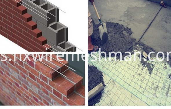 brick wall reinforement mesh