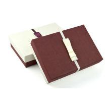 Подарочная коробка для картона ручной работы