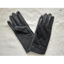 sophisticated high quality touch screen women gloves