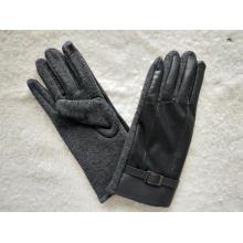 сложные высококачественные женские перчатки с сенсорным экраном