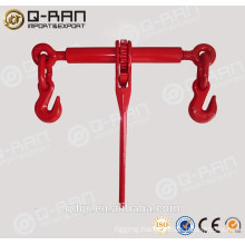 Rigging Hardware Ratchet Load Binder with Hook