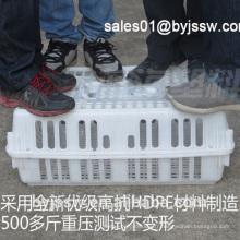 Cage de transport de volaille HDPE Plastic