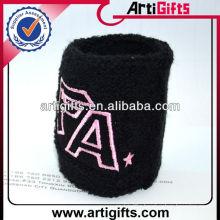Custom logo fashion bulk sweatbands