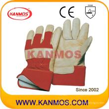 3m Thinsulate Cowhide Grain Leather Промышленная безопасность Теплые зимние рабочие перчатки (12301)