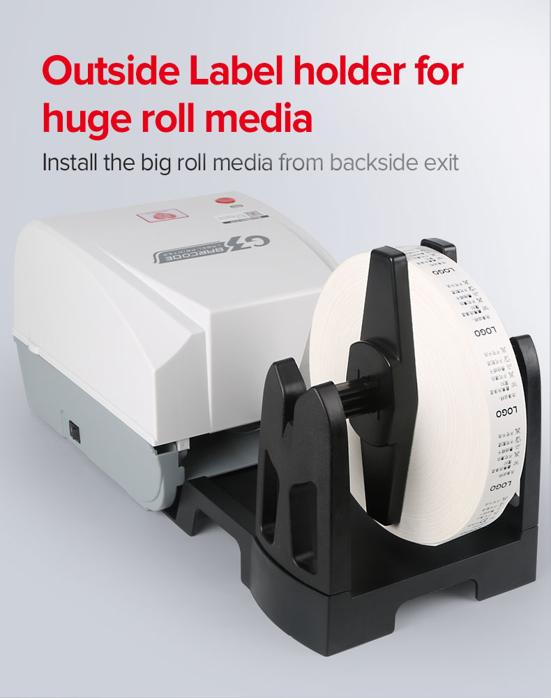 G3 thermal label printer (9)