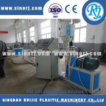 Línea de producción de la pipa suave reforzado con fibra de