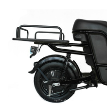 Chinese Supplier Electric Scooter Food Delivery Scooter Cargo Ebike Cargo Scooter