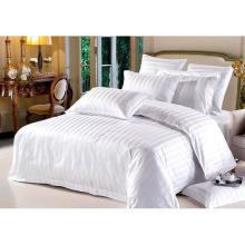 Комплект постельного белья хлопка сатинировки гостиницы с комплектом утешителя (WS-2016057)