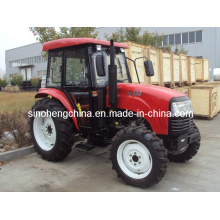 2WD 40HP and 55HP Farming Wheel Tractor / Agricultural Tractors Dq400