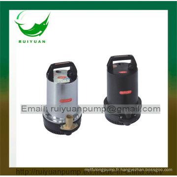 Pompe à eau submersible électrique de CC de ventes chaudes avec l'énergie solaire