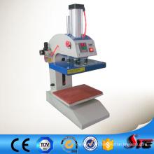 LE certificat de la chaleur pneumatique automatique Press Machine d'impression d'autocollant