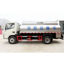 Dongfeng pequeño camión transportador de leche 4x2