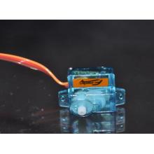 Высокие скорости 6г Пластиковые шестерни Сервопривода микро