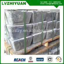 Sb2o3 99,9% Antimon Ingot / Stibium Barren