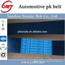 Courroie 6PK1700 poly pk caoutchouc v utilisé dans les PEUGEOT 307 et 607