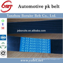 6PK2415 poly pk rubber v belt used in CADILLAC SRX
