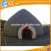 Tenda inflável popular do circus, barraca inflável do igloo, barraca inflável para miúdos