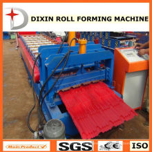 Dx Hot Sale 820 Glazed Roofing Tile Roll Forming Machine