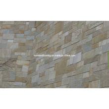 Culture Stone, Yellow Slate Tile