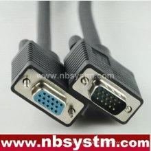 Db15 pin kabel hdb 15 pin männlich zu weiblich VGA Kabel svga kabel
