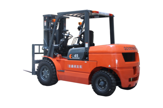 Forklift With Strong Power Engine