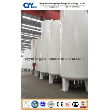 20m3 industrieller kryogener flüssiger Sauerstoff-Stickstoff-Niederdruck-Lar-Wasser-Lagertank