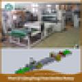 PUR Hot Melt Kleber Laminiermaschine für MDF Board / PVC / Acryl Laminiermaschine