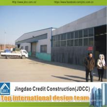 Prefab Steel Structure for Vegtable Market