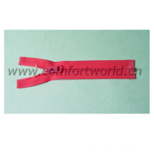 # 5 zíper de nylon colorido