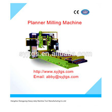 Planner Milling Machine price for hot sale offered by planer type gantry Milling Machine