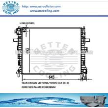 Ford Town Car Radiator 06-07/CROWN VICTORIA OEM:6W138005AA/6W1Z8005AA