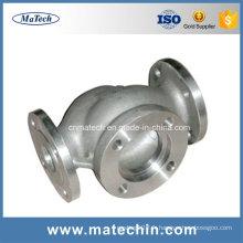 Pièces de usinage CNC de précision en acier inoxydable de précision de pièce en fonte d'usine de la Chine