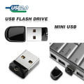 Regalo de Negocios Mini Impermeable Tiny USB Flash Drive