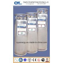 Medizinischer kryogener flüssiger Sauerstoff-Stickstoff-Argon-Dewar-Zylinder