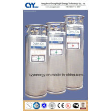 Medical Cryogenic Liquid Oxygen Nitrogen Argon Dewar Cylinder