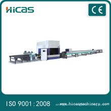 Máquina de carpintería Máquina de pulverización CNC con máquina de solidificación UV