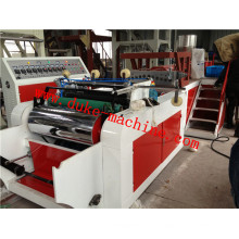 Slw- PVC Stretch and Cling Wrapping Film Machine