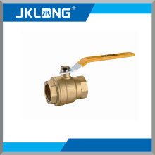 Full Port NPT Brass Ball Valve PN16
