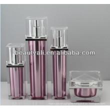 30ml 50ml luxury square airless cosmetic bottles