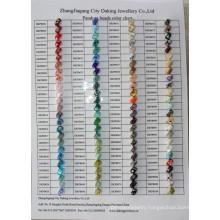 Daking Jewelry Pandora′s Color Chart