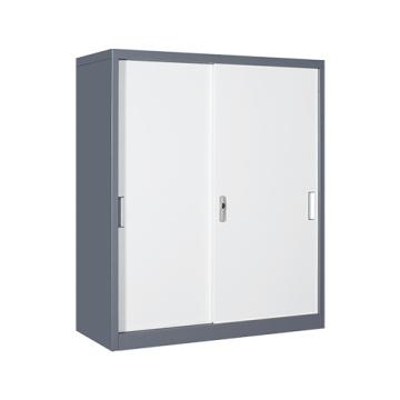 Soluciones de almacenamiento de fábrica de gabinete de acero de media altura