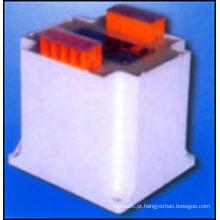 Transformador do recipiente fechado