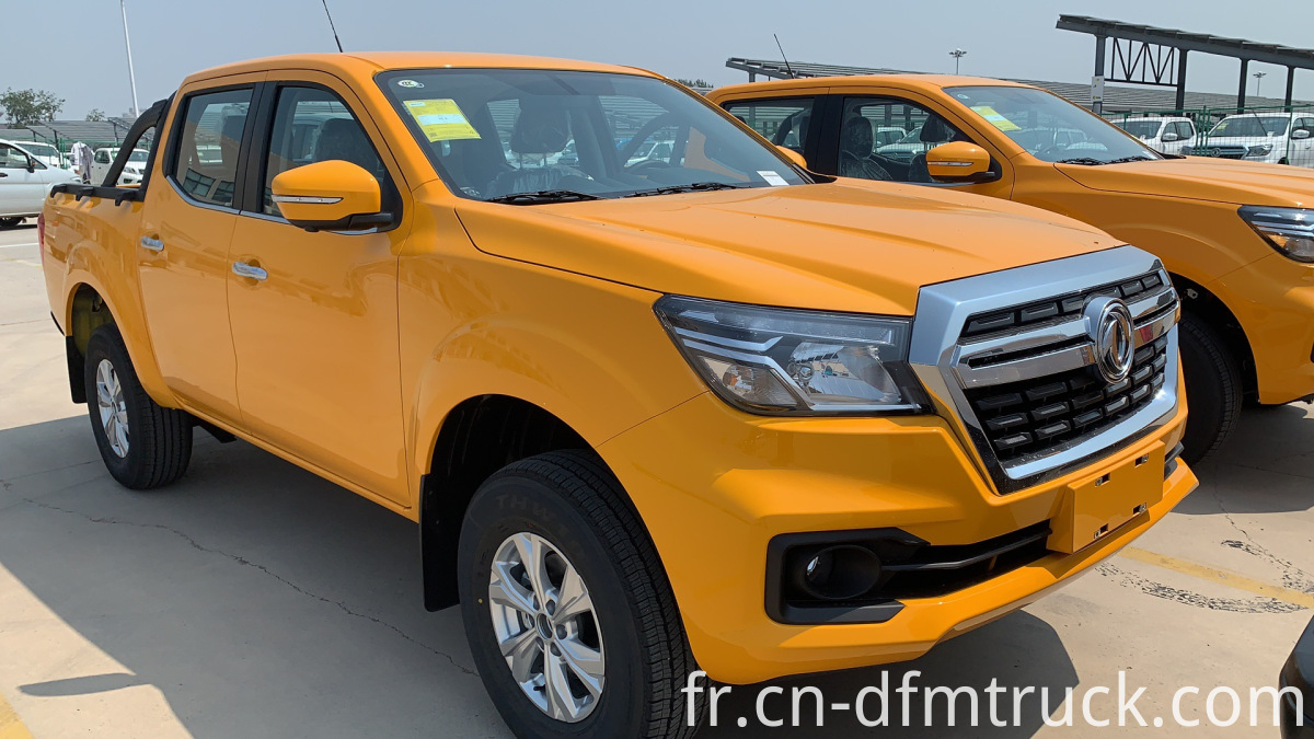 Dongfeng RICH 6 Pickup Truck (10)