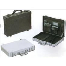 """Roadpro 17.5 """"Aktenkoffer / Attache Combo sperrt Laptop Hardside Aluminiumgehäuse"""