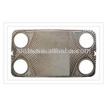 AK20M placa y junta Alfa laval relacionadas con piezas de repuesto