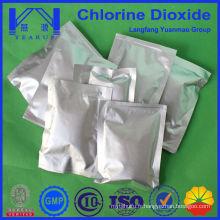 20g Gel à poudre de dioxyde de chlore pour désinfectant spatial