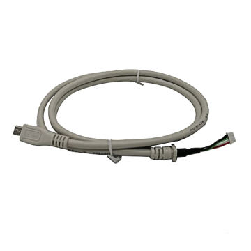 CABLE USB 2.0 MICRO USB 5P M